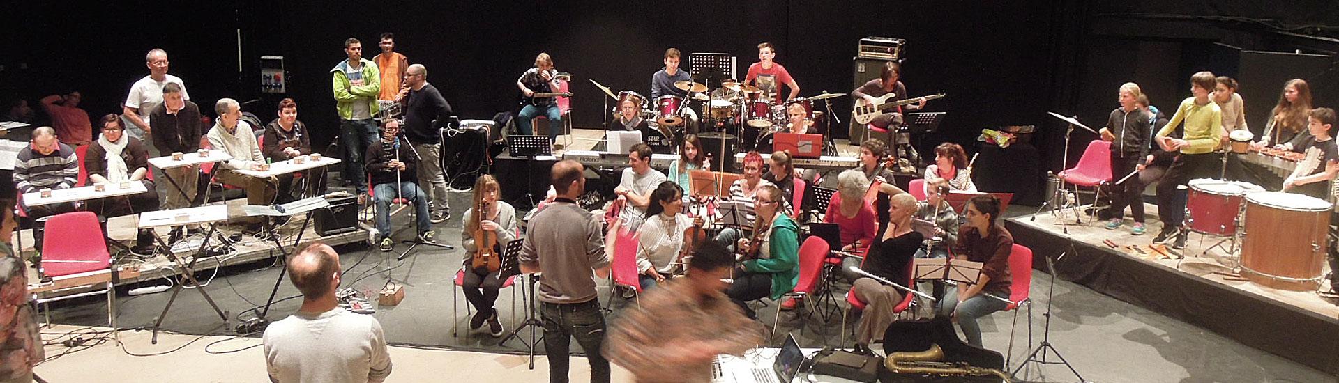 Aubenas - Salle Le Bournot - Mai 2016